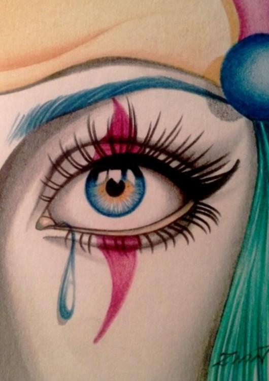 #Clown #Eye