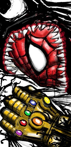 thumbnail Spider-Man with Venom