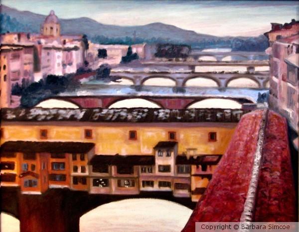 Pontes di Arno, Firenze