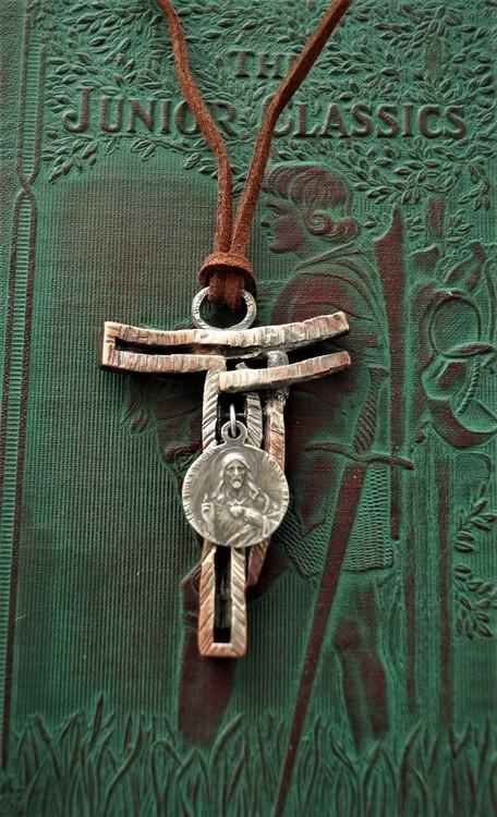 Saint Francis Tau Cross TAU CROSS WORLD Gomolka