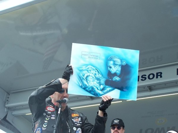 Dee Snider/Bikers for Babies /March of Dimes