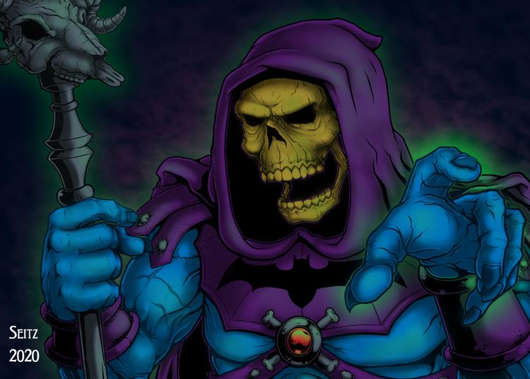 Skeletor Taunts