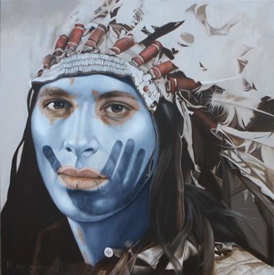 Sacred Spirit by K Henderson