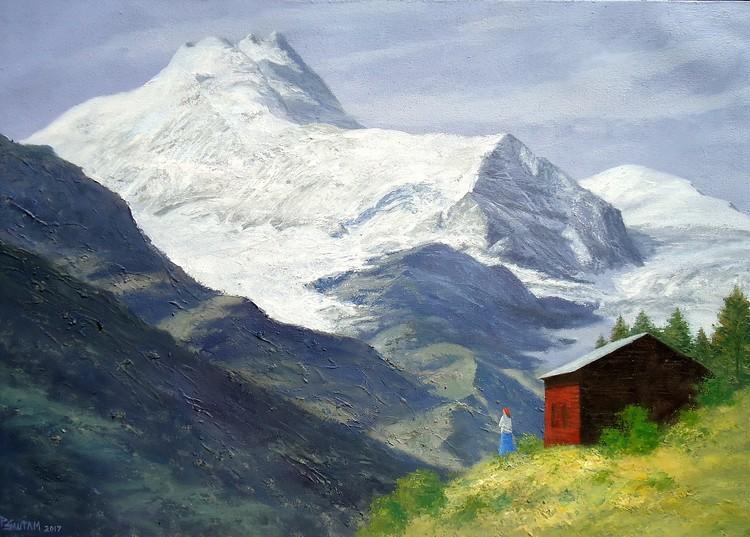 THE MOUNTAIN CABIN