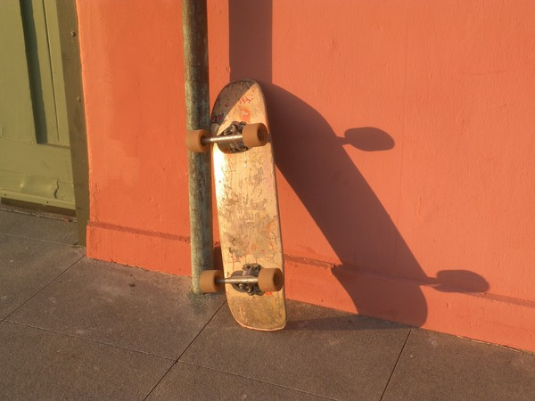 skateboard - Composition 2