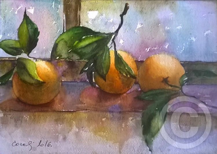 Narandze 1 (Oranges 1)