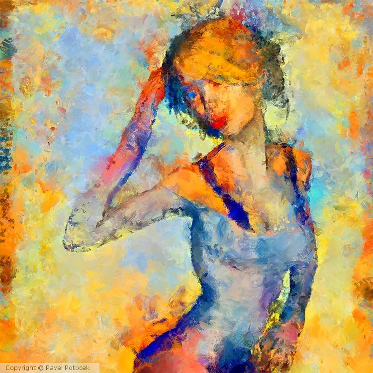 Ballet lessons XXIV
