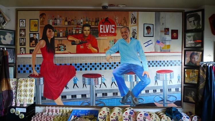 Elvis Presley In Israel - 2