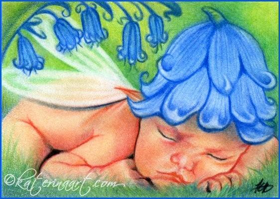 Bluebells Fairy Baby