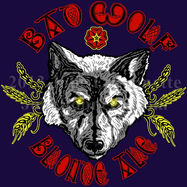 Bad Wolf Blonde Ale