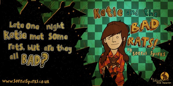 Katie and the Bad Rats Cover