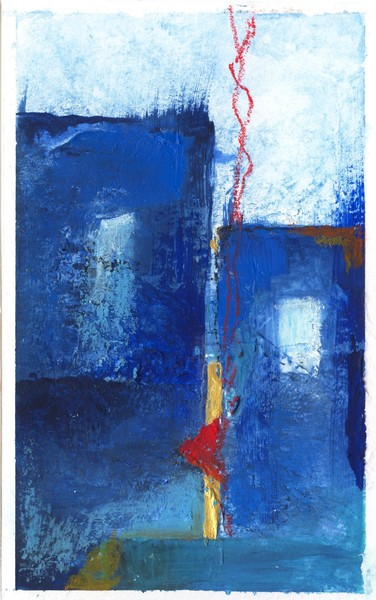 blue fascination II (ACEO)