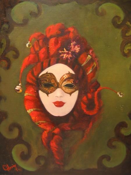 Venetian Mask Series