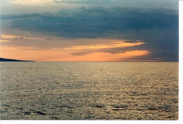 Lake Superior Sunset 7