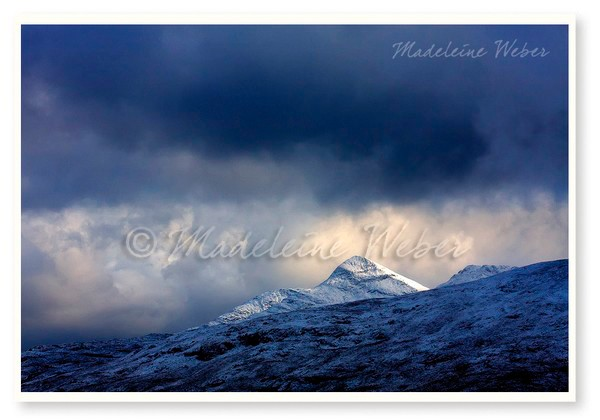 • Winter and tons of snow in county Kerry, Ireland