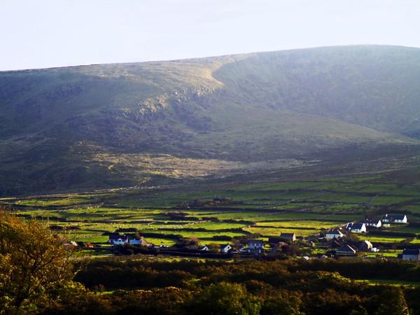 Irish Countryside I