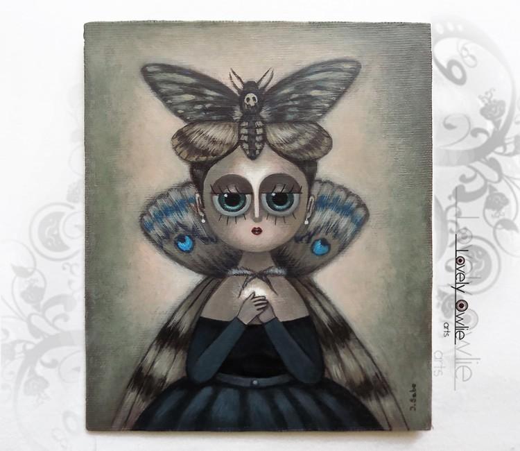 Madam Moth