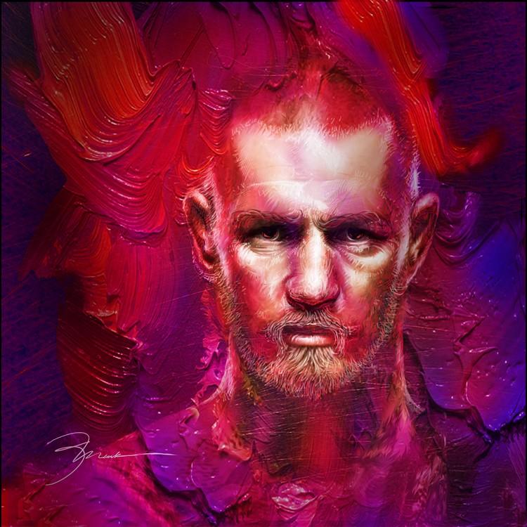 #Conor #McGregor Portrait