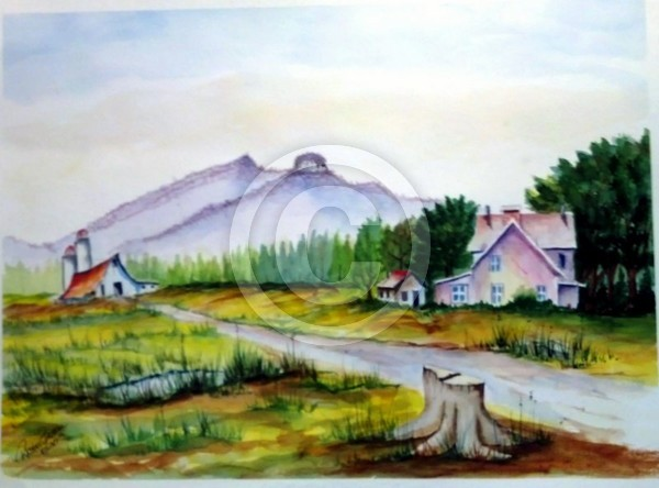 Pilot Mountain NC #2 Sold
