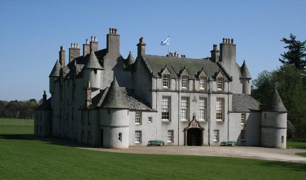 Leith Hall - (Flag)