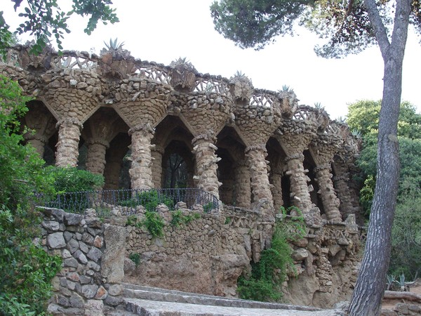 Parc Guell 2