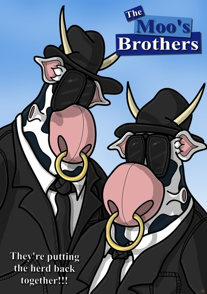 The Moo's Brothers
