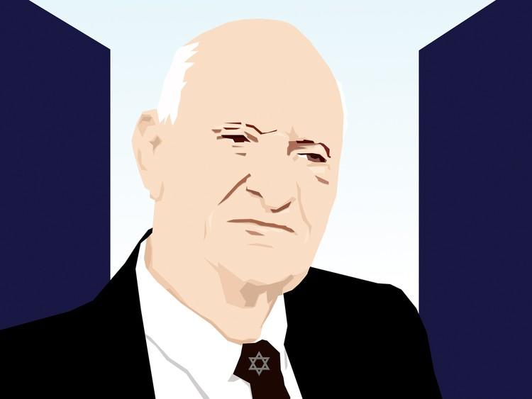 RIP-Meir Shamgar, 1925-2019