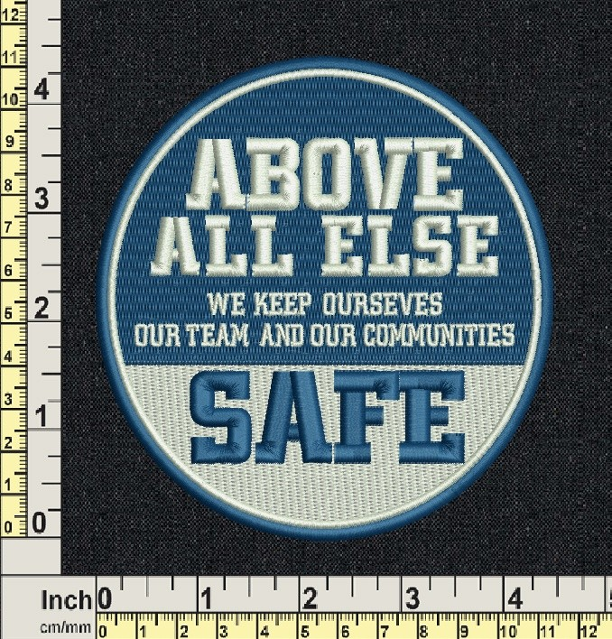 Above All Else Logo