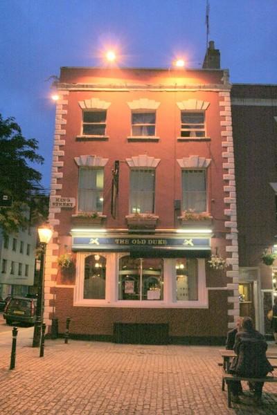The Old Duke Pub Cardiff