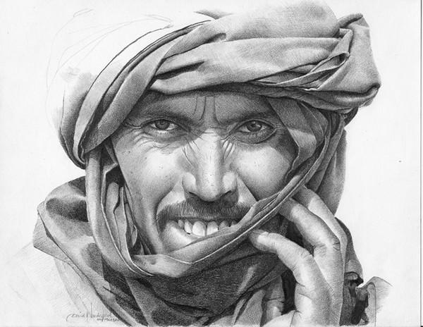 Untitled man wearing a turban