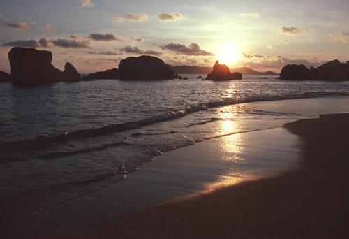 Sunset on Acapulco Bay 2