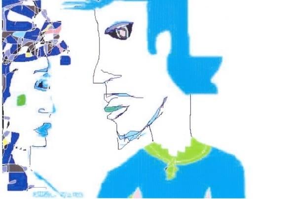 LOOK DEEP INTO MY HYPNOTIC EYE...: rewind/....digital art...(c) 2003..elton houck