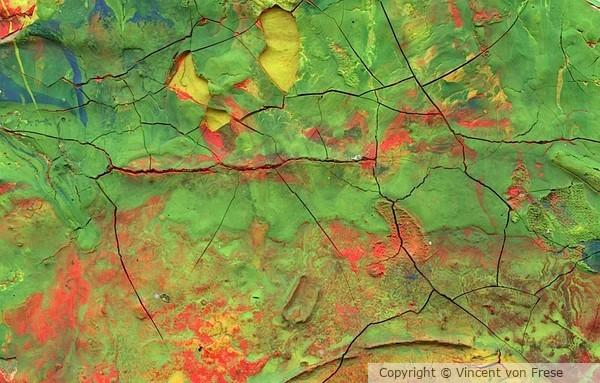 Aerial View Amazon Landscape