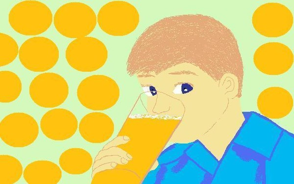 A Drink Of Vitamin C