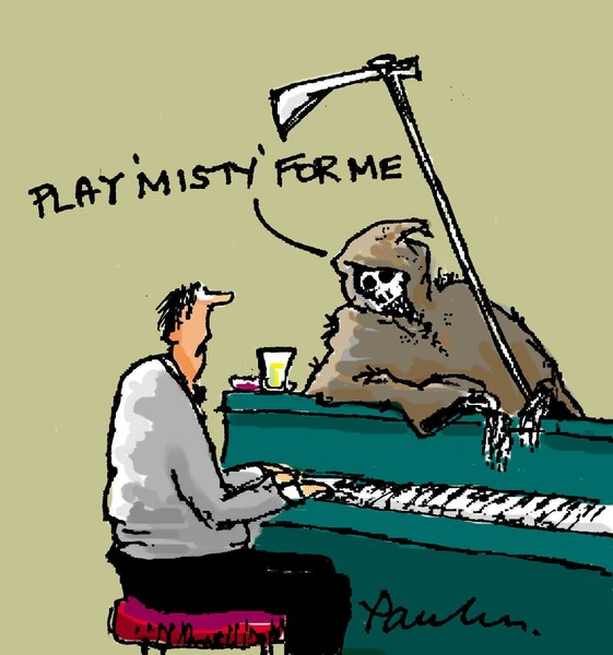 Play 'Misty'for me.