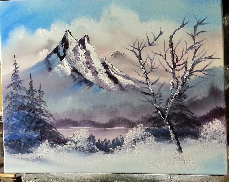 Winter Dream 16x20