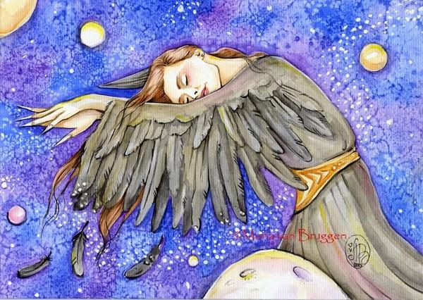 Crow dreams