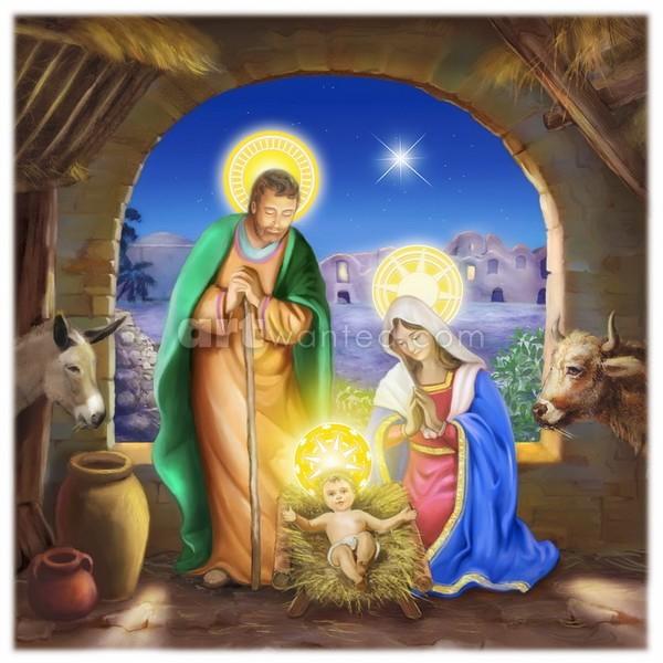 Nativity X-mas