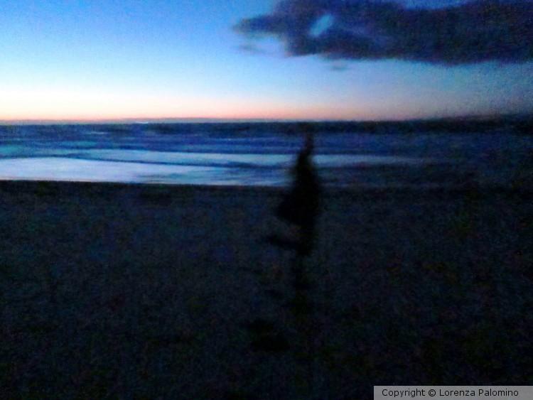 Seashore Apparition