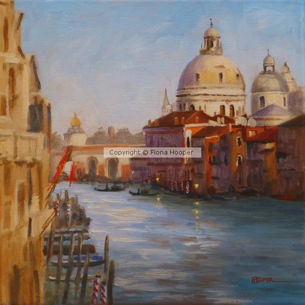 Late Afternoon, Venice