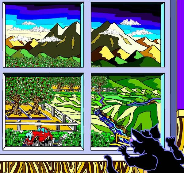 Midnight's Window