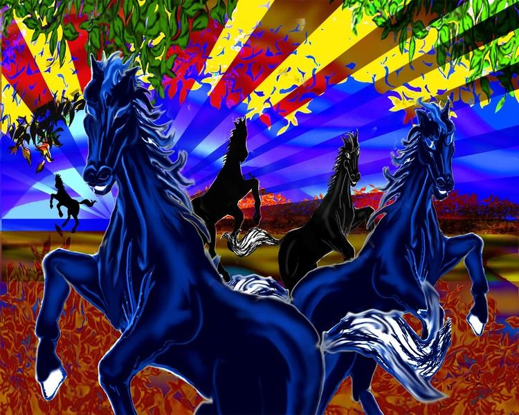 Black Stallion Horizon