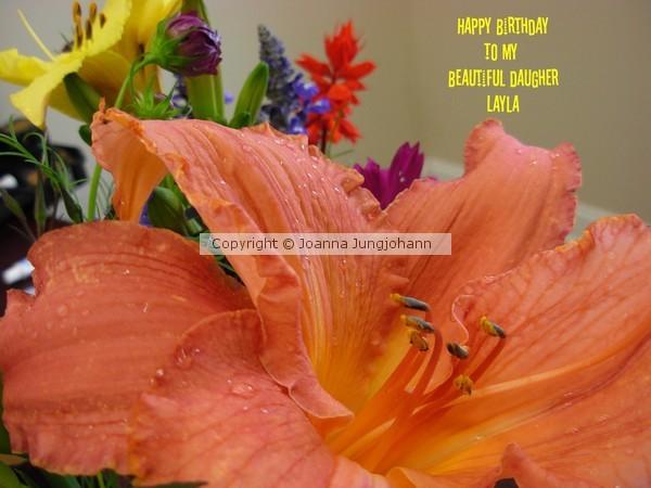 Happy Birthday Layla Valeska