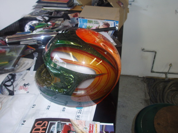 Dragon helmet 2