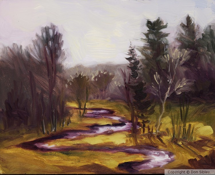 Copeland Forest April