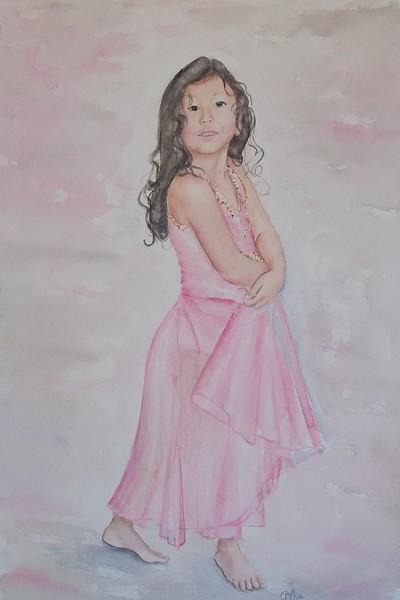 Petite Prima Ballerina
