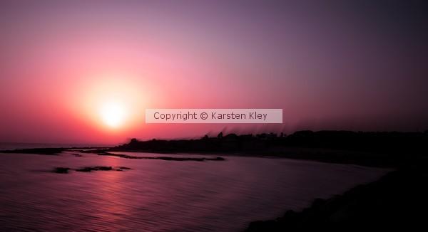 Sunset Rojo
