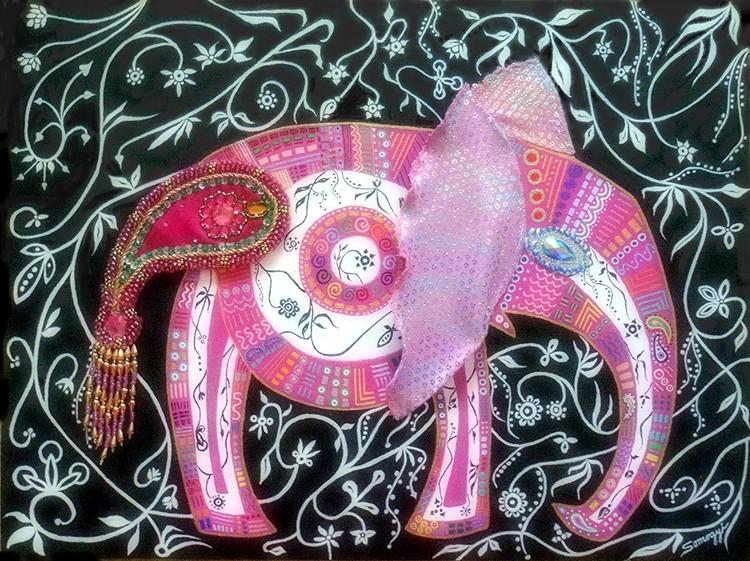 I See Pink Elephants