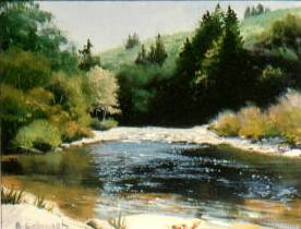 On the Siletz River