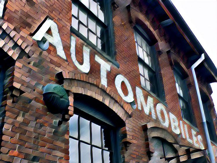 Brick and Motor